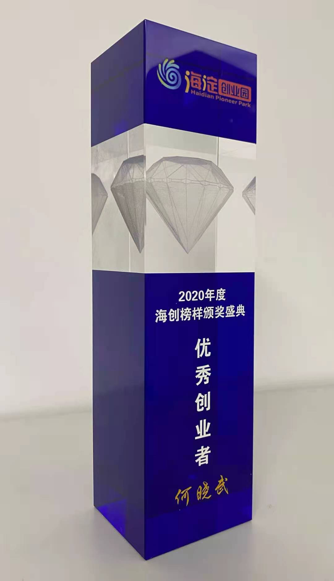 Excellent Entrepreneur of Haichuang Model 2020